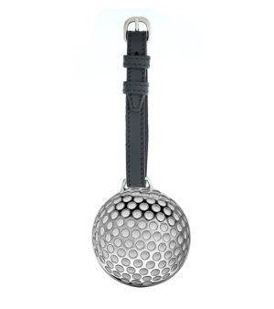 Golf-bag-tag-decayeux-paris-balle-de-golf