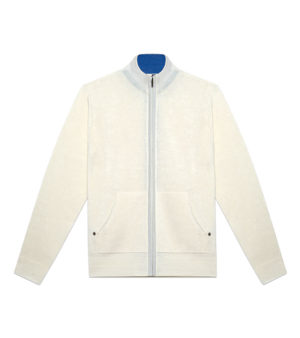 cardigan-de-golf-homme-blanc-decayeux-paris