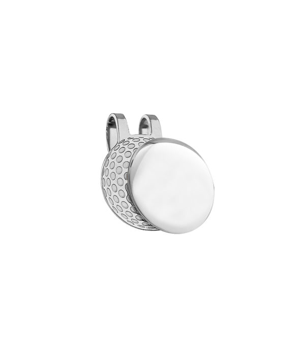 Ball Marker Cap Clip - Freshness Collection palladium finish