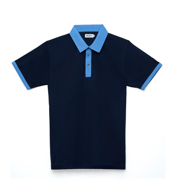 polo-de-golf-design-bleu-decayeux-paris