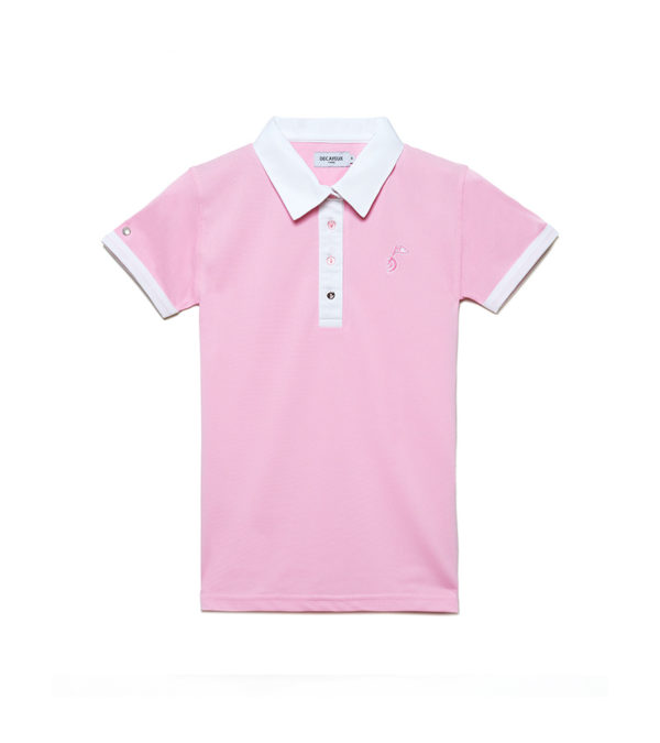 polo-de-golf-femme-rose-decayeux-paris