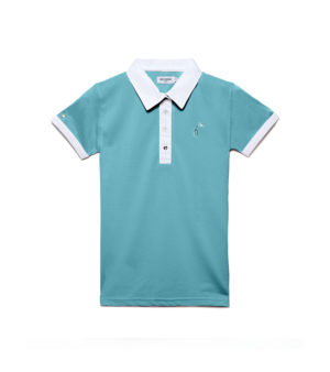 decayeux-paris-france-women-polo-luxury-france-turquoise